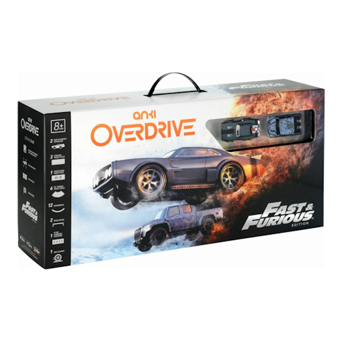anki overdrive fast furious edition overdrive. Black Bedroom Furniture Sets. Home Design Ideas